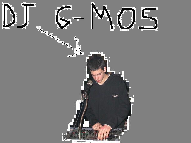 DJ G-MOS